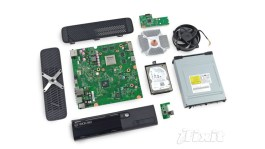 New Xbox 360 E teardown by iFixit 780_wide