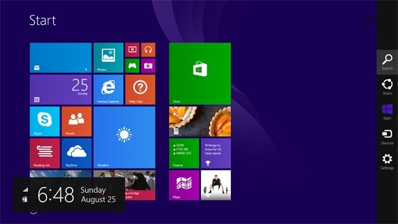 Leaked Windows 8 1 Rtm Screenshots Reveal New Desktop And