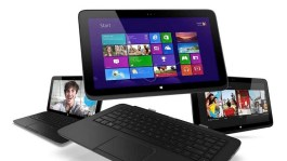HP Pavilion 13 x2 with rest of lineup 2013 devices