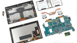 Surface Pro 2 teardown by ifixit