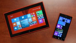Windows RT and Window Phone devices