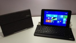 ASUS VivoTab Note 8 running Windows 8.1