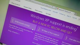 Windows XP trade-in program for new Windows 8.1 PC