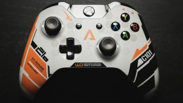 Xbox One controller Titanfall limited edition