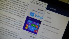 Bing Wikipedia Browser app for Windows 8.1 and Windows RT 8.1