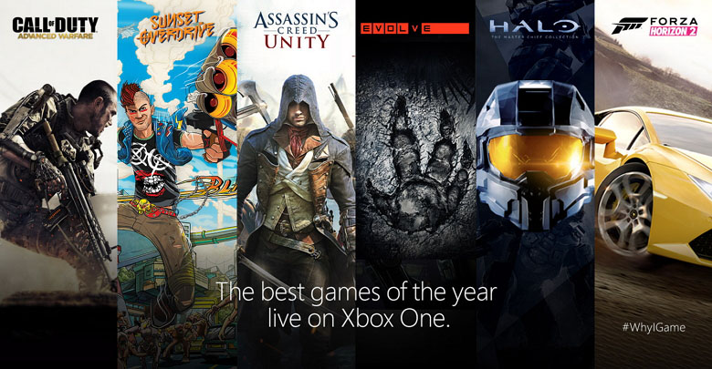 The most highly anticipated xbox 360 and xbox one games of 2014.