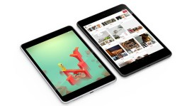 Nokia N1 tablet running Android Lollipop