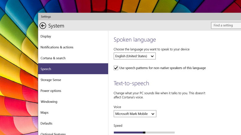How to configure Cortana in Windows 10 to help non-native speakers