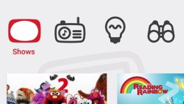 YouTube Kids app from Google for iOS and Android