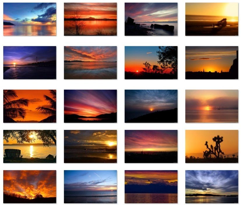Sky wallpapers for Windows 10