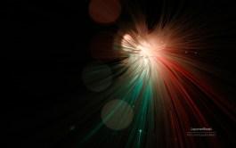 Light painting by photographer LayonerBeast.