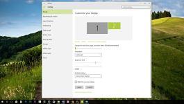 Change Windows 10 DPI scaling settings
