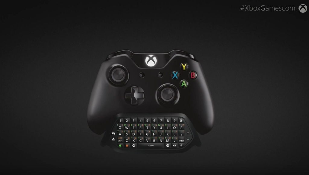 Chatpad for Xbox One