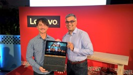 Lenovo Yoga 2015 event