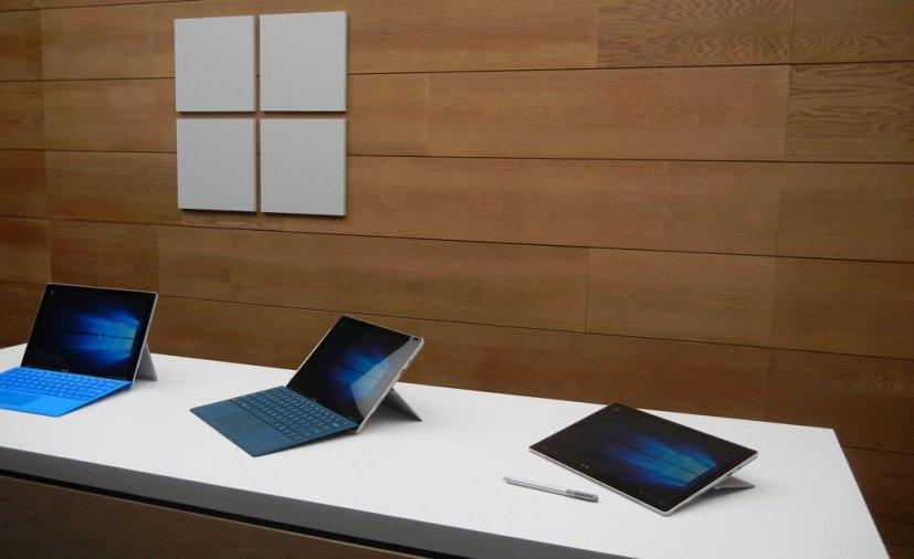 surface pro 4 specifications pdf