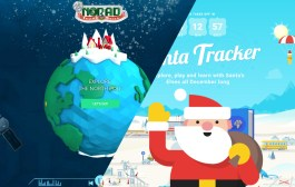 NORAD and Google Santa Tracker