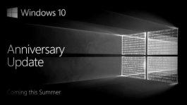 Dark theme coming to Windows 10 Anniversary Update