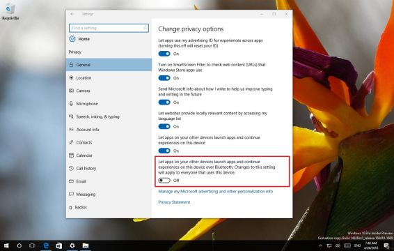 Windows 10 is getting OS X Handoff-like experience with Project Rome