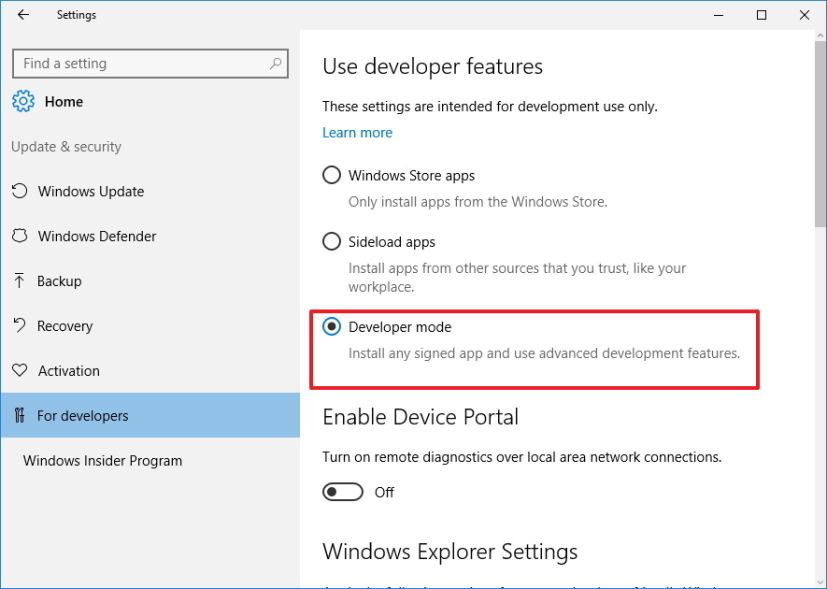 How to install the new OneDrive Universal Windows 10 app before