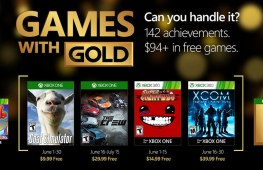 Xbox Games with Gold for June 2016