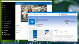 Microsoft Health UWP app download for PC and Tablet