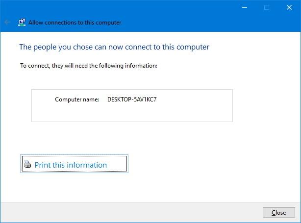 windows 10 vpn how to close