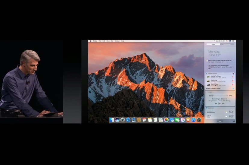 Apple WWDC 2016 keynote video