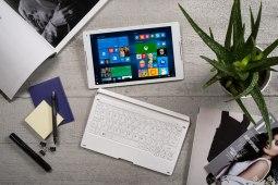 Windows 10 Alacatel Plus 10 tablet