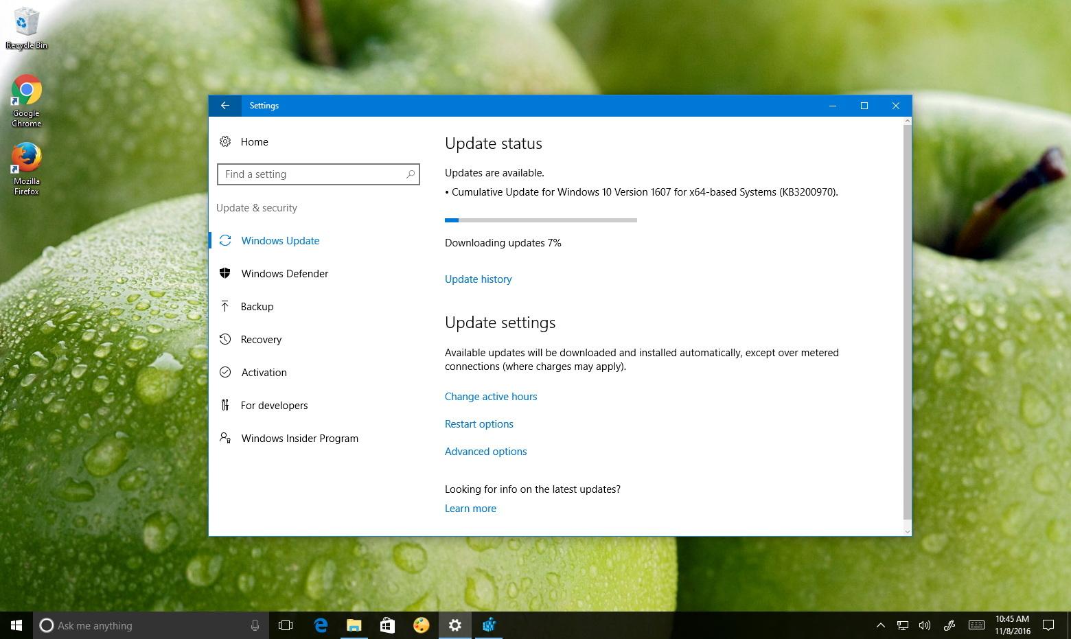 kb3200970 update for Windows 10