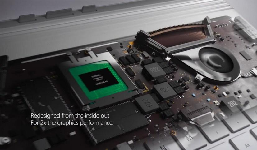 Surface Book Nvidia GeForce GTX 965M