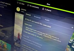 Windows 10 Game Mode option