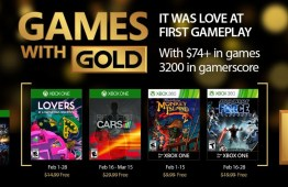 Xbox Games With Gold for February 2017
