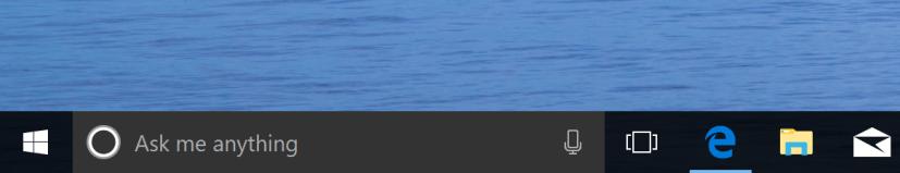 Cortana final home design