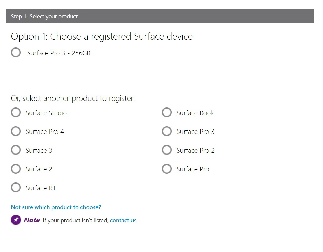 Surface Studio official recovery image download • Pureinfotech