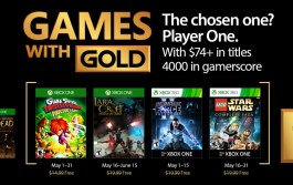 May 2017, Game with Gold for Xbox