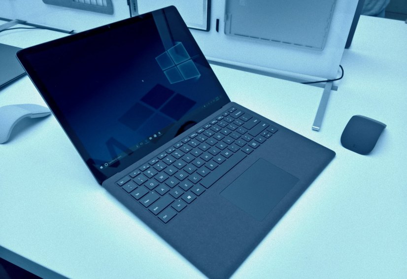 Surface Laptop on this Tech Recap