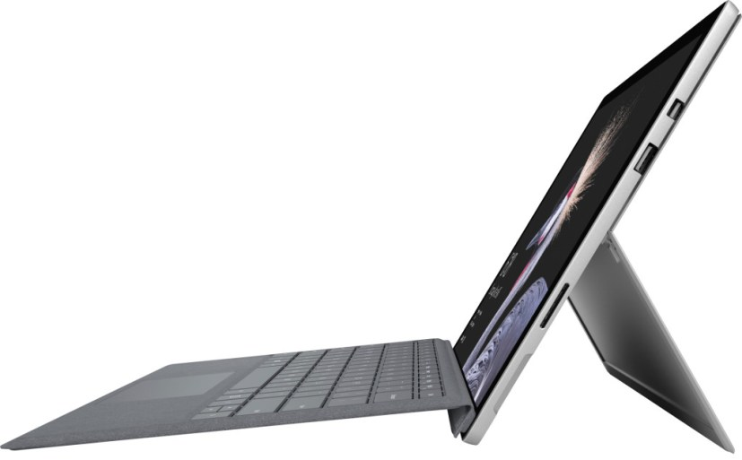 Surface Pro 2017 (side)