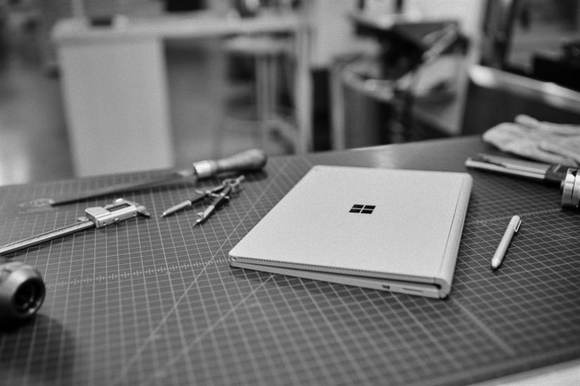 Surface Book on this Tech Recap