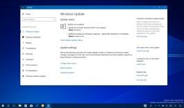 Windows 10 build 16257