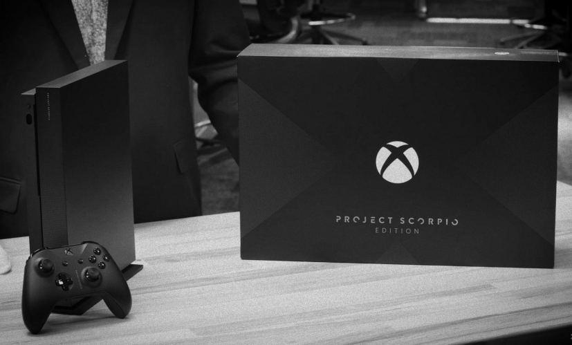 Xbox One X Project Scorpio in this Tech Recap