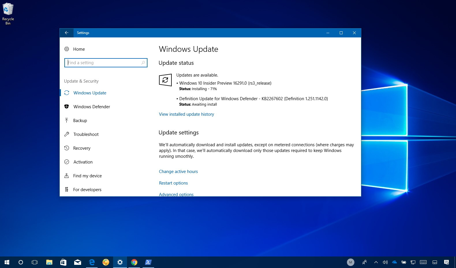 windows 10 definition and features
