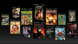 Original Xbox games backwards compatibility