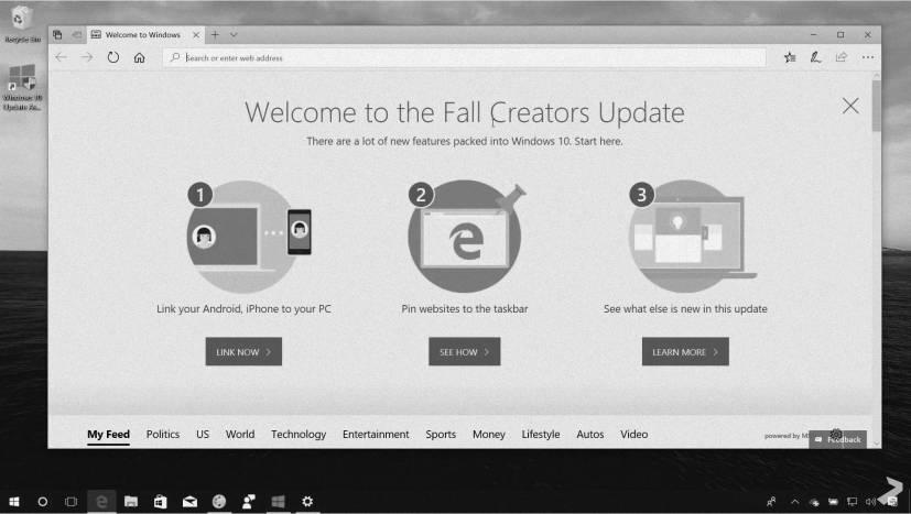 Windows 10 Fall Creators Update recap