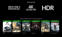 Xbox One X Enhanced games