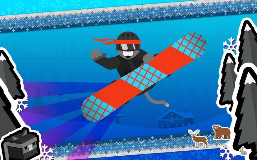 Ninja Cat Holiday Escape