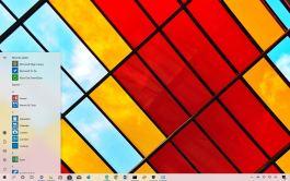 Dazzling Glass theme for Windows 10