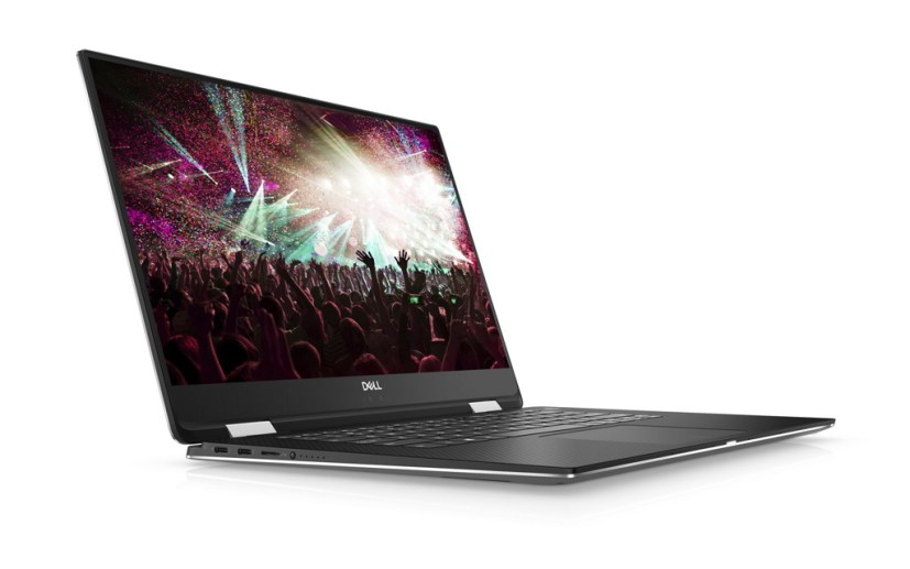 Dell XPS 15 2-in-1 (2018). Image source: Dell