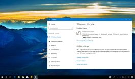 Windows 10 update KB4093105