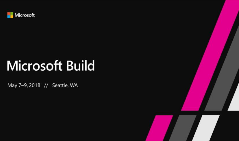 Microsoft Build 2018 livestream