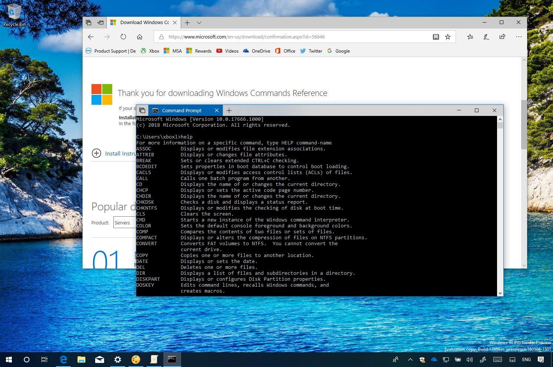 Cmd commands list pdf free download